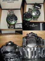 Jacques Lemans Chronograph G-195B UVP 399, -- neu, mit Grantie Preis: 239 EUR VB