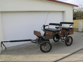 Foto 2 Jagdwagen für Pony´s