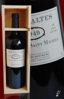 Foto 3 Jahrgangswein aus dem Bordeaux, Burgund oder Barolo