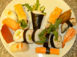 Foto 2 Japanisches sushi