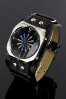 Jay Baxter Matrix Navigator Uhr b657 mit Blauen Zeigern