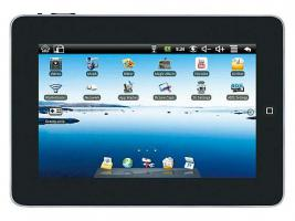 Jay-PC Tablet 7 Zoll Touchscreen (PID7901) + 8GB microSD
