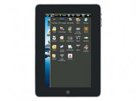 Foto 2 Jay-PC Tablet 7 Zoll Touchscreen (PID7901) + 8GB microSD