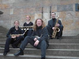 Jazzband / Musikband Quadrophon Berlin