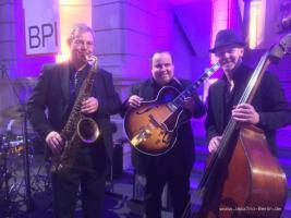 Jazztrio Berlin Jazz & Swing für ihre Feier oder Veranstaltung