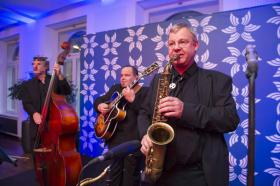Foto 4 Jazztrio Berlin Jazz & Swing für ihre Feier oder Veranstaltung