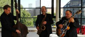 Foto 7 Jazztrio Berlin Jazz & Swing für ihre Feier oder Veranstaltung