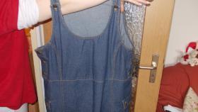 Jeans Kleid Größe 48