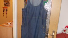 Foto 2 Jeans Kleid Größe 48