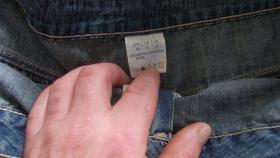 Foto 2 Jeans-Rock  Größe 48