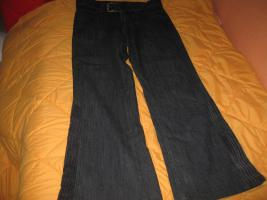 Jeans stretch dunkelblau
