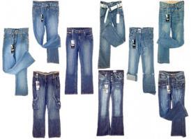 Jeans, Damen Jeans Restposten Schnäppchen günstig
