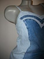 Foto 3 +++ Jeans +++ Stretch + Kleid + 36 + neu