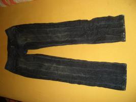 Jeanshose, dunkelblau, Größe 29