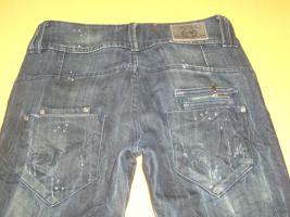 Foto 2 Jeanshose, dunkelblau, Größe 29
