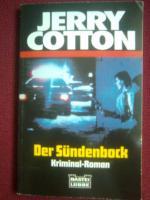Jerry Cotton Der Sündenbock