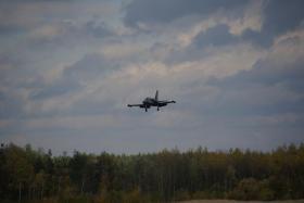 Foto 3 Jetfliegen in Tschechien - Copilot im Kampfjet