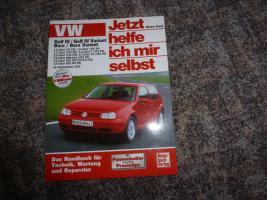 Jetzt helfe ich mir selbst- VW Golf-