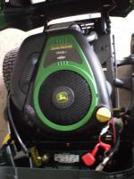 Foto 3 John Deere X120 NEU Aufsitzmäher Rasentraktor