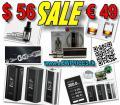 Joyetech CUBOID 150/200W TC Mod + CUBIS Kit nur � 49 e-Cig