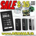 Joyetech CUBOID 150W TC TCR BoxMod e-Cig nur � 32 Super-Sparpreis