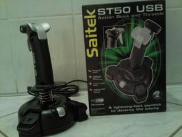 Joystick Saitek ST50 USB