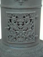 Foto 5 Jugendstil Ofen Kamin Antik Sammler Dekoration