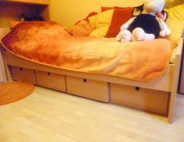 Foto 3 Jugendzimmer *Buche Nachbildung*