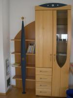 Foto 2 Jugendzimmer von PFEILRING + Bett (sehr gut erhalten)