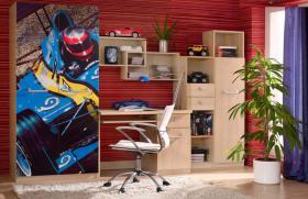 Jugendzimmer SPIDO Formel 1