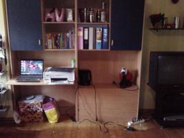 Jugendzimmerschrankwand