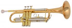 Jupiter 606 Trompete. Mod 606 RL-Q. Die Trompete für Bläserklasse