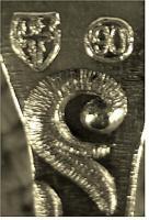 Foto 3 Justinus Solingen Set 24 Teile, 90 g Silber, Hildesheimer Rose