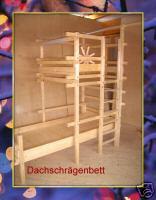 '' KLEINER K�PTN '' Bett Kinderbett + Kletterturm