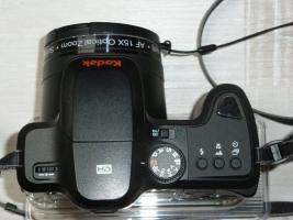 Foto 3 KODAK Z 1015 IS Digital- Bridge Kamera, großer LCD Monitor 3 Z, 10 MP, HD Fotos Video, Bildstabilisator