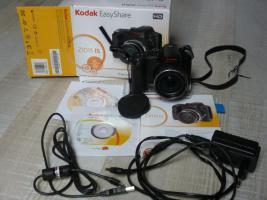Foto 4 KODAK Z 1015 IS Digital- Bridge Kamera, großer LCD Monitor 3 Z, 10 MP, HD Fotos Video, Bildstabilisator