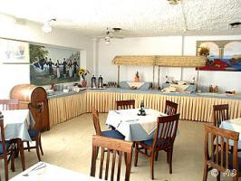 Gesunde, mediterrane, kretische Küche
