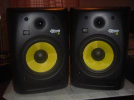 KRK Rokit 8 monitor boxen NEUWERTIG!!!!
