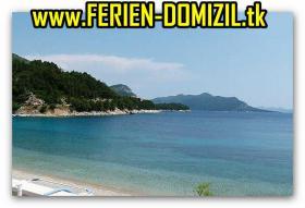Foto 3 KROATIEN TRSTENIK Ferienwohnung  direkt am Meer mit Video