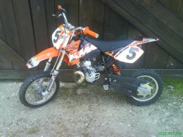 KTM Dirt Bike (50sx)