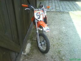 Foto 2 KTM Dirt Bike (50sx)