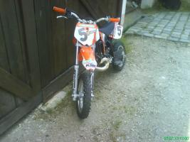 Foto 3 KTM Dirt Bike (50sx)