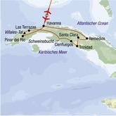KUBA 8 Tage RUNDREISEN 2014 ab €  1.998, -