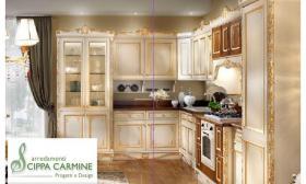 kÜche barock (komplettküche, einbauküche) - Barock Küche