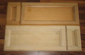 Foto 3 KÜCHEN SANIERUNG, Holz Küchenfronten Arbeitsplatten modernisieren