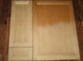 Foto 5 KÜCHEN SANIERUNG, Holz Küchenfronten Arbeitsplatten modernisieren