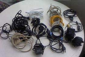 Kabelpaket sucht neuen Besitzer