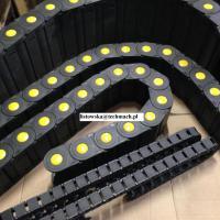 Kabelschlepp - Schleppkette mit Endanschl�ssen
