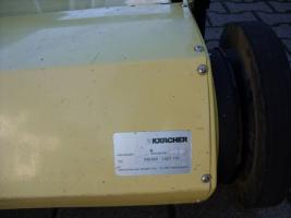 Foto 2 K�rcher Hand-Kehrmaschine KM 650