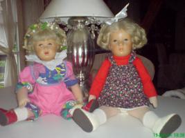 Foto 2 Käthe Kruse Puppen von 1979